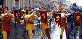 Rome New Year's Parade - Performance Opportunities